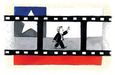 e18d98c603 Las dos almas de Piñera en esta película siguen luchando entre sí y el  hombre