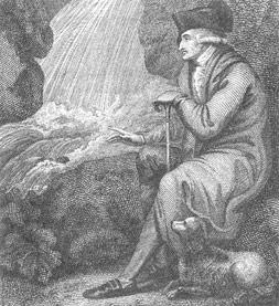 Resentido luego de un pleito con Voltaire en 1760 c04e616d681