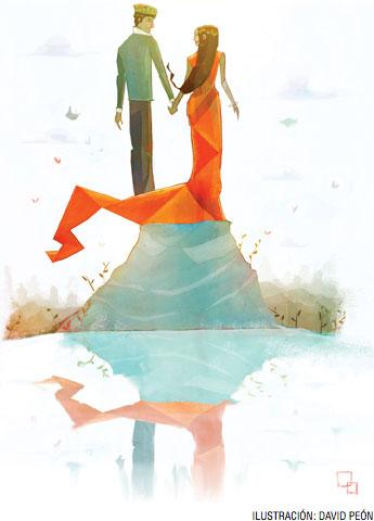 Un matrimonio en los Himalayas